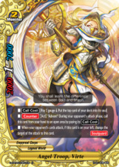 Angel Troop, Virte [S-CBT02/0051EN C (FOIL)] English