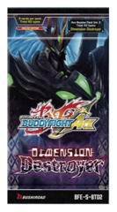 BFE-S-BT02 Dimension Destroyer (English) Future Card Buddyfight Ace Booster Pack