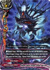 Gloomy Black Dragon Snake, Bal-zam [D-BT04/0034EN R (FOIL)] English