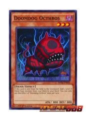Doomdog Octhros - MP16-EN018 - Common - 1st Edition