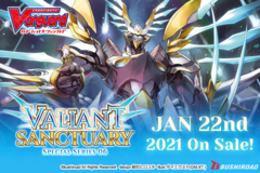 !CFV-V-SS06 Valiant Sanctuary Deck (Boxless - Single Cards Only) [54-Cards (50-card Deck + 3 GM's + 1 QS card)] *PO Ships Jan.22