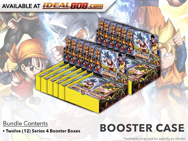 DBS-B04 Colossal Warfare (English) Dragon Ball Super Booster  Case (12 Boxes)