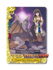Gorgon Three Sisters, Stheno - BT04/0086EN (C) Common