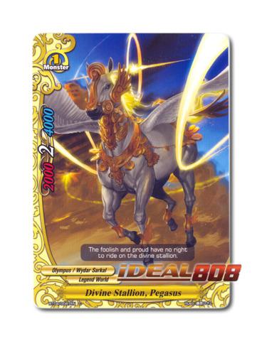 Divine Stallion, Pegasus - BT04/0087EN (C) Common