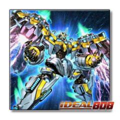 Divine Arsenal AA-ZEUS - Sky Thunder - PHRA-EN045 - Starlight Rare - 1st Edition