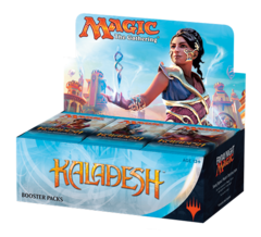Kaladesh (KLD) Booster Box