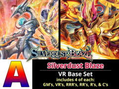 # Silverdust Blaze [V-BT08 ID (A)] VR Base Set [4 of each VR's, RRR's, RR's, R's, & C's (352 cards)]