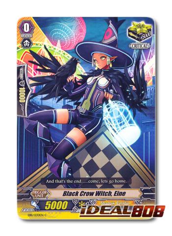 Black Crow Witch, Eine - EB11/030EN - C