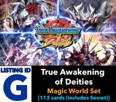 # True Awakening of Deities [S-BT03 ID (G)]