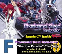 # Phantasmal Steed Restoration [V-BT06 ID (F)] SVR