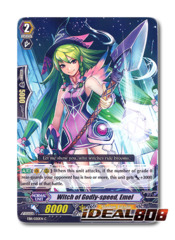 Witch of Godly-Speed, Emel - EB11/020EN - C