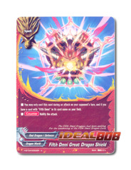 Fifth Omni Great Dragon Shield [H-BT04/0052EN U (FOIL)] English
