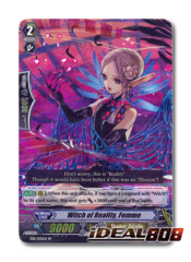 Witch of Reality, Femme - EB11/S05EN - SP