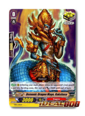 Demonic Dragon Mage, Rakshasa - TD02/016EN - TD (common ver.)