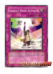 Assault Mode Activate - CRMS-EN063 - Common - 1st Edition