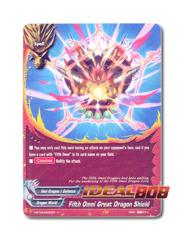 Fifth Omni Great Dragon Shield [H-BT04/0052EN U] English