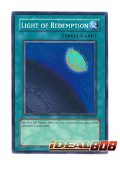 Light of Redemption - LODT-EN057 - Super Rare - 1st Edition