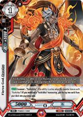 Fierce God, Rasetsu - BT01/038EN - R