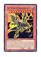 The Winged Dragon of Ra - JUMP-EN045 - Ultra Rare - Limited Edition