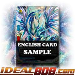 Jade Crystal Dragon, Schartreuze [X-BT01A-CP02/0004EN RRR (FOIL)] English