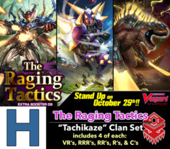 # The Raging Tactics [V-EB09 ID (H)] VR