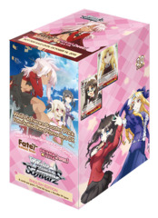 Fate/kaleid liner PRISMA ILLYA DX ver.E (English) Weiss Schwarz Booster Box