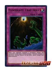 Floodgate Trap Hole - TDIL-EN076 - Ultra Rare - 1st Edition