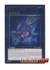 Number 101: Silent Honor ARK - LVAL-EN047 - Ultimate Rare - 1st Edition