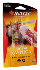 Guilds of Ravnica (GRN) Themed Booster Pack - Boros [35 cards]