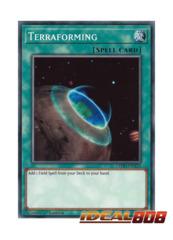 Terraforming - LEHD-ENA25 - Common - 1st Edition