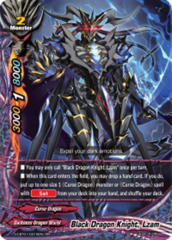 Black Dragon Knight, Lzam [S-CBT01/0018EN RR (FOIL)] English