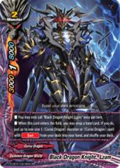 Black Dragon Knight, Lzam [S-CBT01/0018EN RR (FOIL)] English