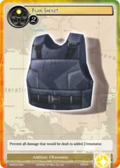 Flak Jacket - VIN002-006 - SR