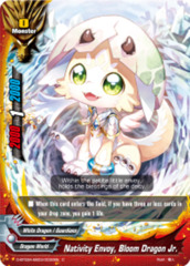 Nativity Enovy, Bloom Dragon Jr. [D-BT02A-EB03/0032EN C (FOIL)] English