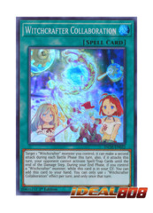 Witchcrafter Collaboration - INCH-EN022 - Super Rare - 1st Edition