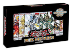 Duel Overload (1st Edition) Box