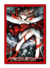 Bushiroad Cardfight!! Vanguard Sleeve Collection (70ct)Vol.219 Cosmetic Snowfall, Shirayuki