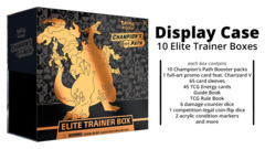 Pokemon TCG: Champion's Path Elite Trainer  Case [10 Boxes] * PRE-ORDER Ships Sep.25