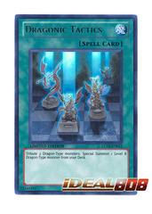 Dragonic Tactics - LC02-EN012 - Ultra Rare - Limited Edition