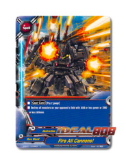 Fire All Cannons! [H-BT01/0094EN C] English Common