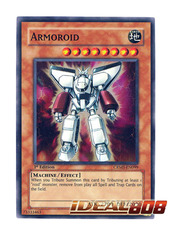 Armoroid - CRMS-EN099 - Super Rare - 1st Edition