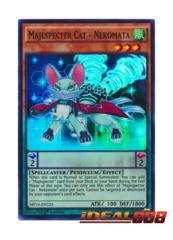 Majespecter Cat - Nekomata - MP16-EN125 - Super Rare - 1st Edition