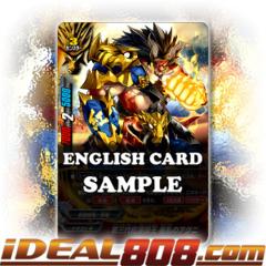 Third Crimson Chieftain, Heedless Agni [X-BT01A-CP01/0024EN R] English