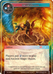 Ancient Barrier [LEL-044 U (Foil)] English