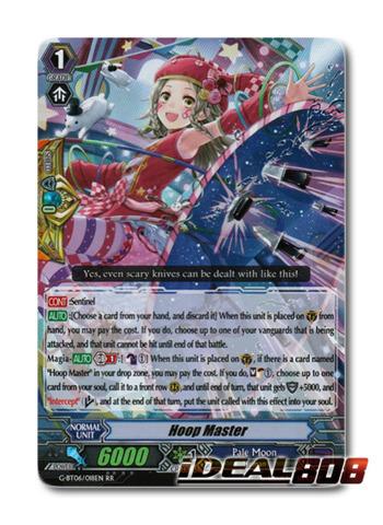 Hoop Master - G-BT06/018EN - RR