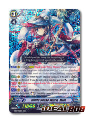 White Snake Witch, Mint - EB12/002EN - RRR