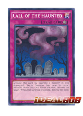 Call of the Haunted - Common - YS14-ENA13 (1st Edition)