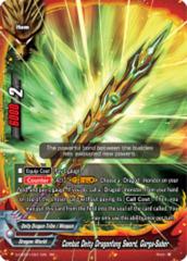 Combat Deity Dragonfang Sword, Garga-Saber [S-CBT01/0011EN RR (FOIL)] English