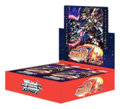 Senki Zessho Symphogear AXZ   戦姫絶唱シンフォギアAXZ (Japanese) Weiss Schwarz Booster Box [16 Packs] * ETA Sep.13
