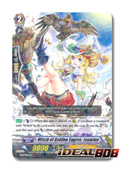 Witch of Golden Eagles, Jasmine - EB12/011EN - R